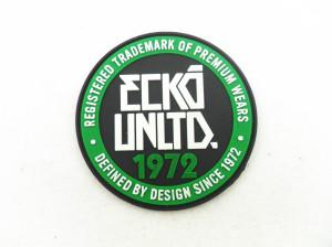 Classic Flat 2D Stitched Rubber Patches