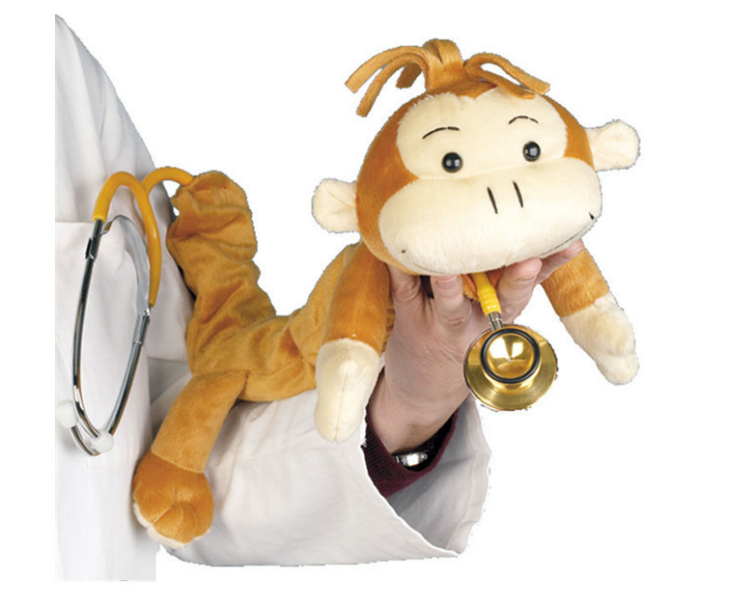 A Doctor and his Stethoscope with Custom Cover
