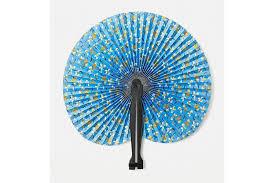 Full round hand fan