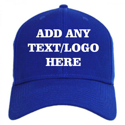 Add Your Text or Logo on the Hat