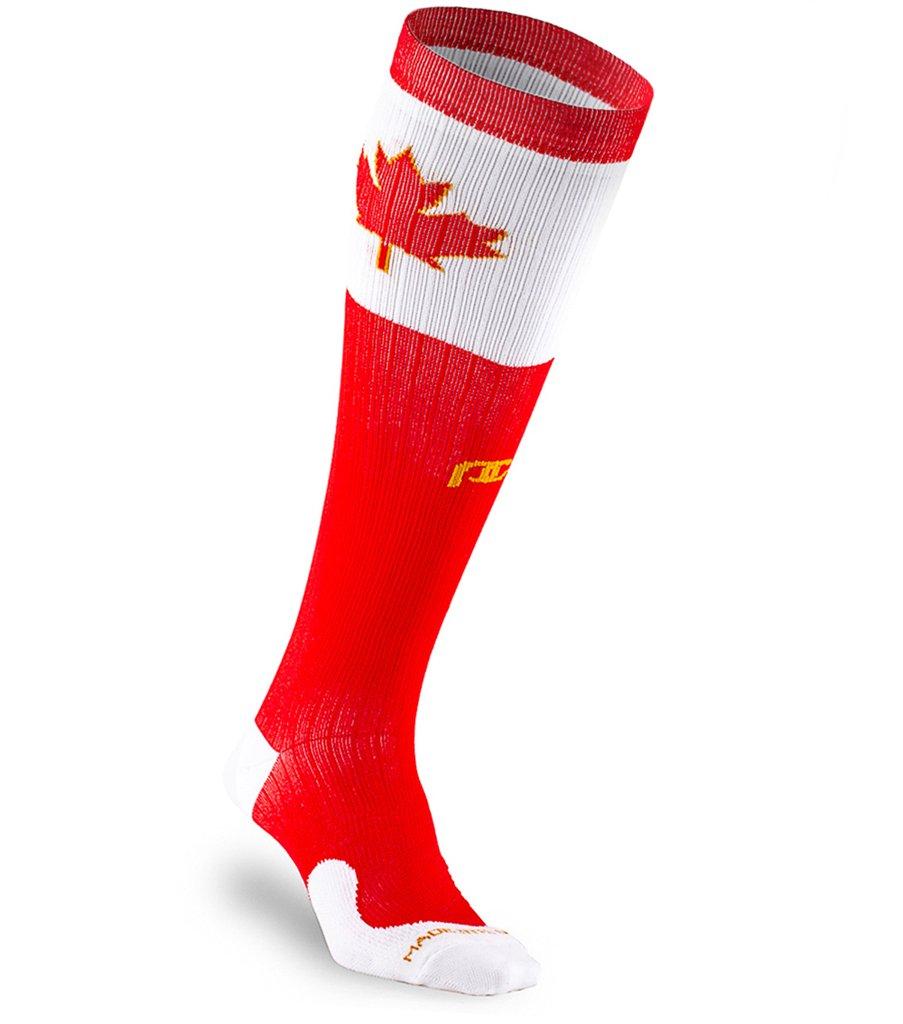 Customised sport's socks for football fans