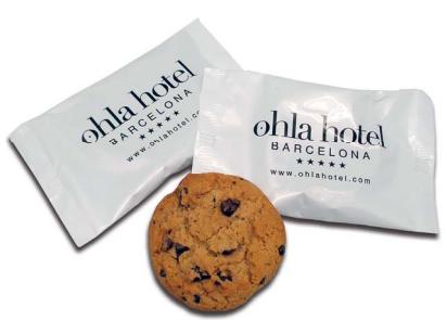 Reklamní sušenky - cookies