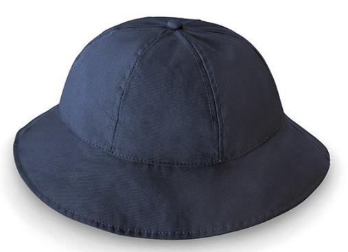 Reklamní klobouk bavlněný - styl: safari